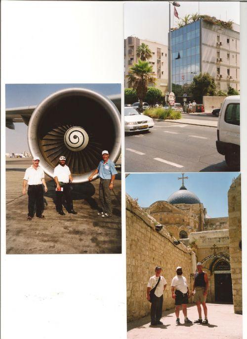 Israel 2001 2